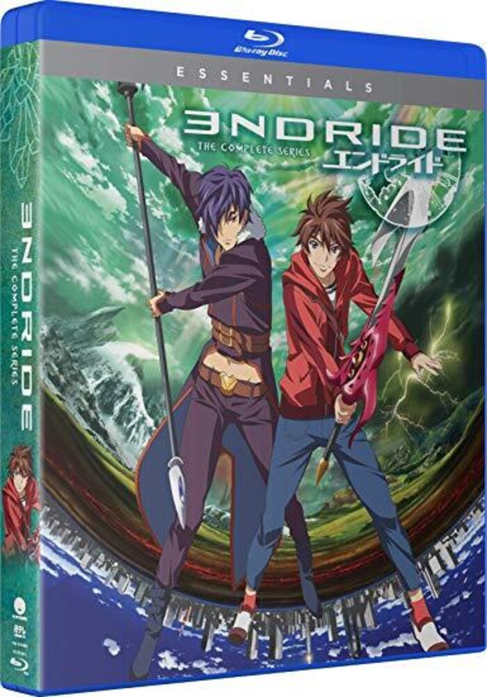 Endride: Complete Series - Endride: The Complete Series