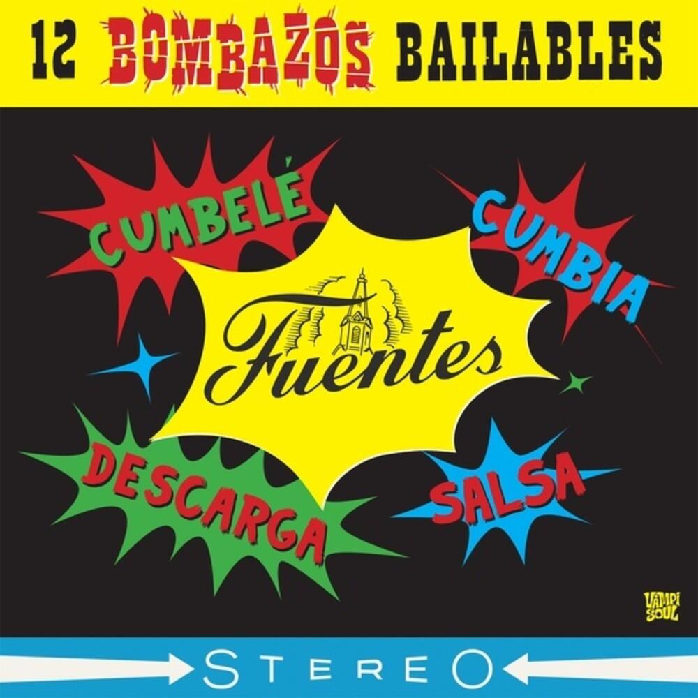 12 Bombazos Bailables / Various - 12 Bombazos Bailables / Various