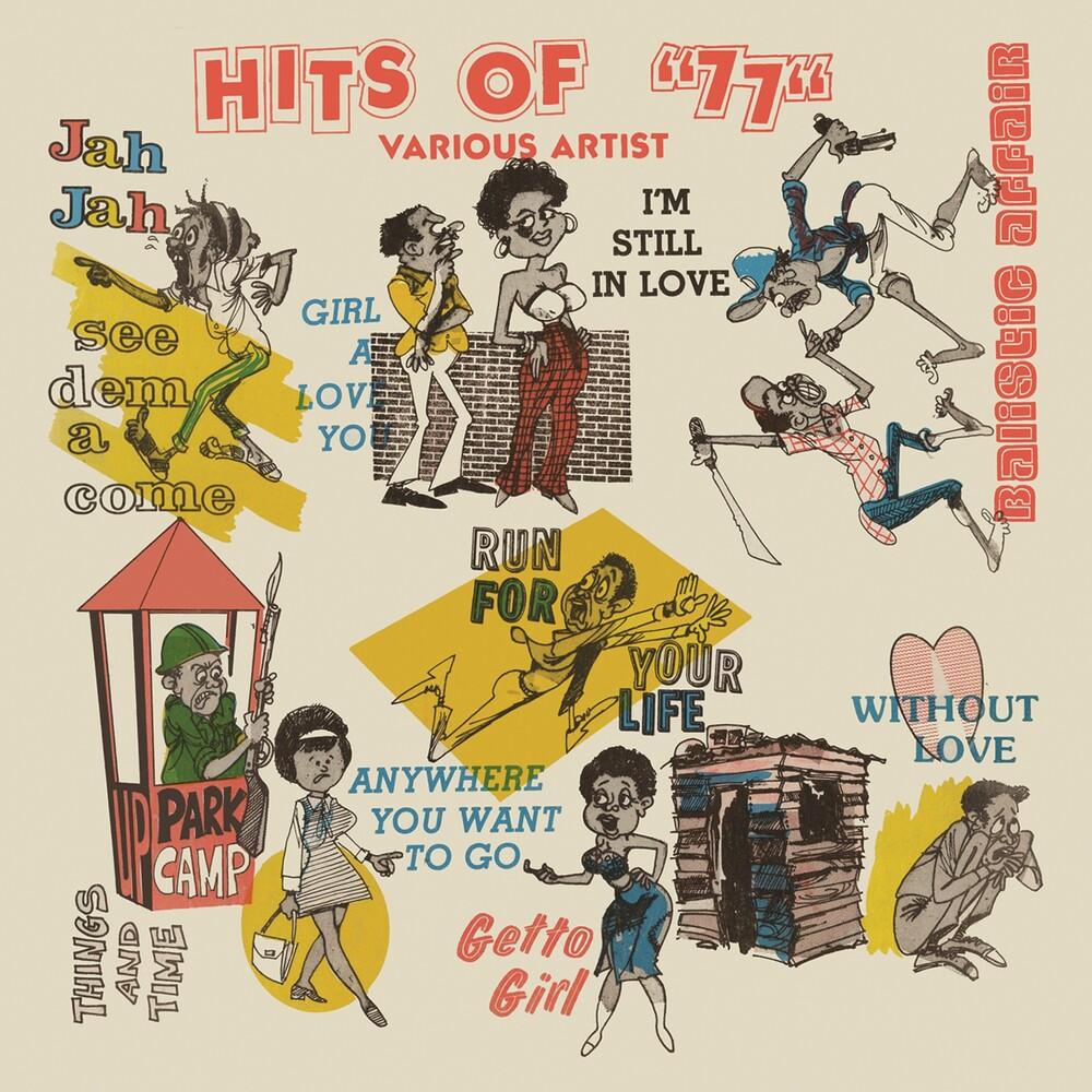 Hits Of 77 Original Album / Various - Hits Of 77: Original Album / Various