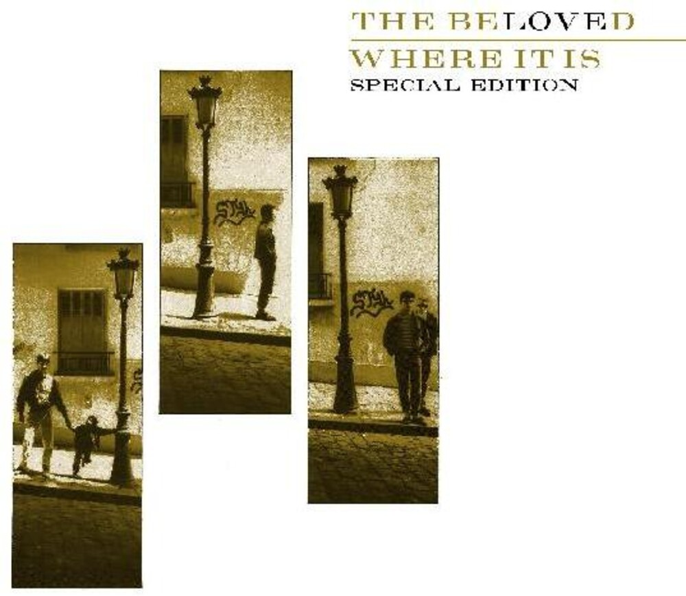 Beloved - Where It Is [With Booklet]