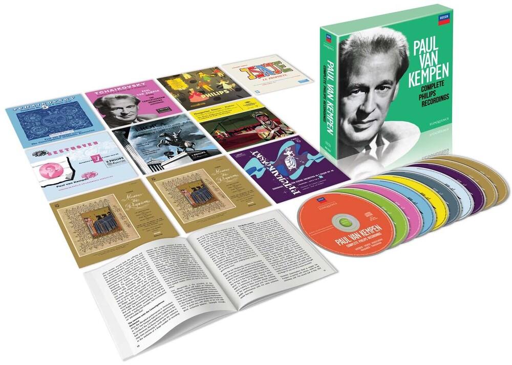 Van Paul Kempen - Paul Van Kempen: Complete Philips Recordings