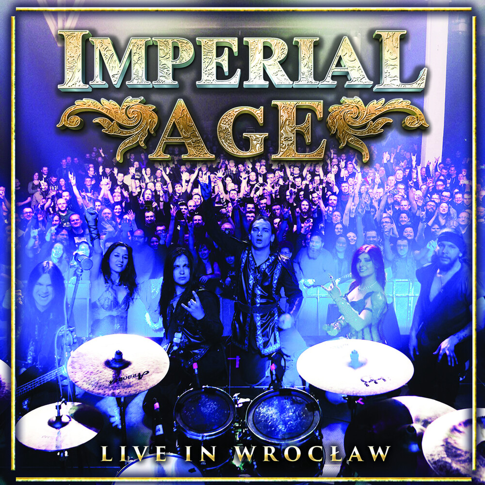 Imperial Age - Live In Wroclaw