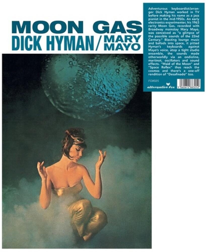 Dick Hyman / Mayo,Mary - Moon Gas