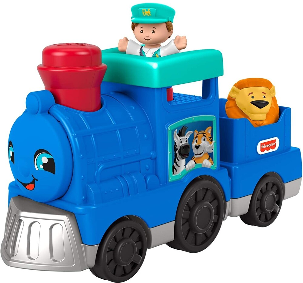 Little People - Fisher Price - Little People Large New Zoo Train