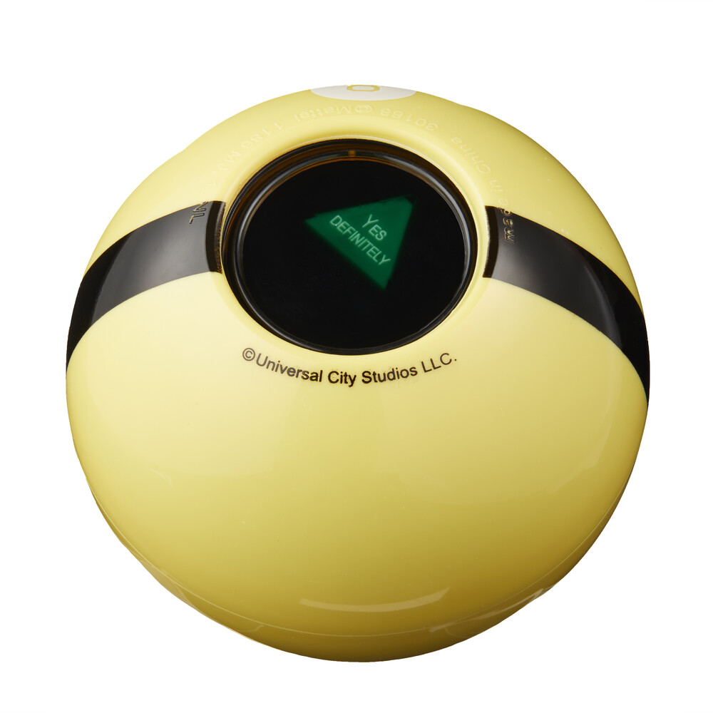 Magic 8 Ball Minions - Mattel Games - Minions 2 Magic 8 Ball