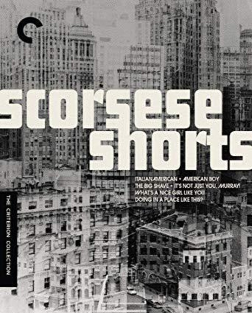 - Criterion Collection: Scorsese Shorts / (4k Rstr)