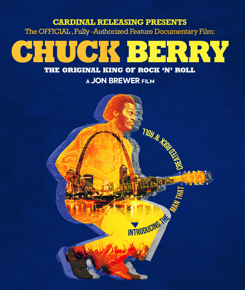 Jon Brewer - Chuck Berry: The Original King of Rock 'n' Roll