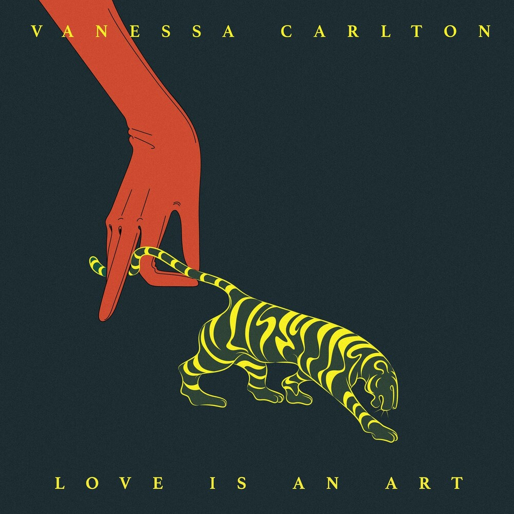 Vanessa Carlton - Love Is An Art [LP]