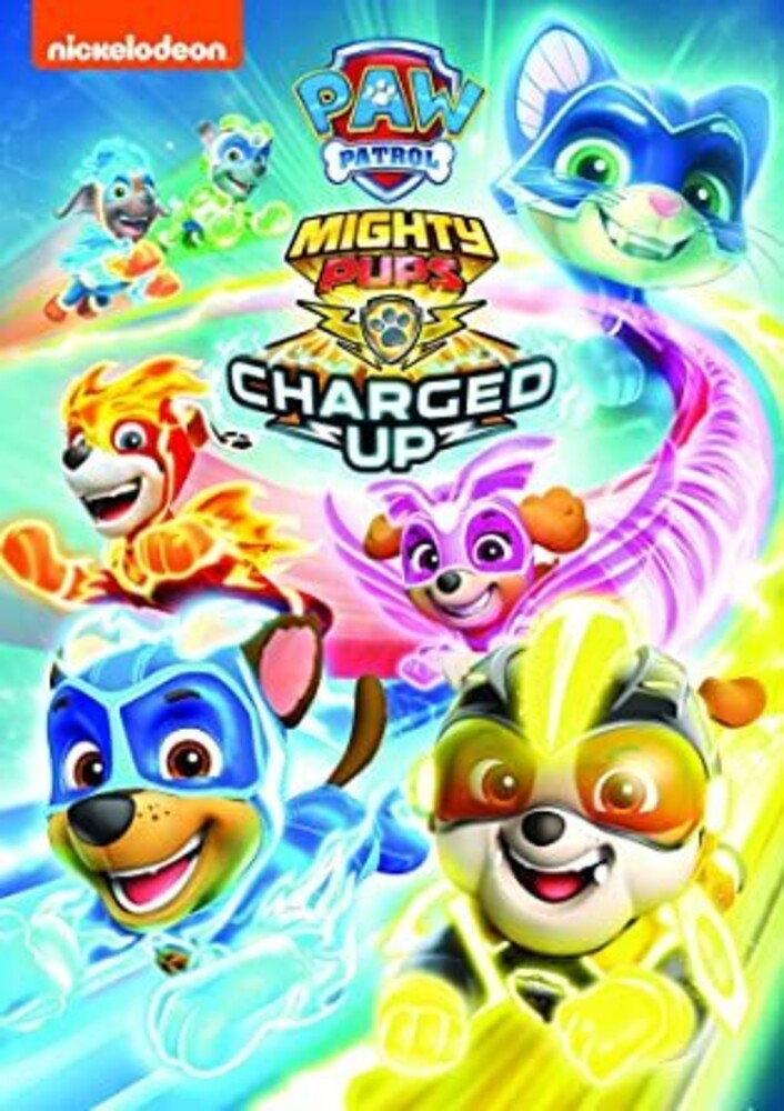 Paw Patrol: Mighty Pups Charged Up - Paw Patrol: Mighty Pups Charged Up / (Ac3 Dol Ws)
