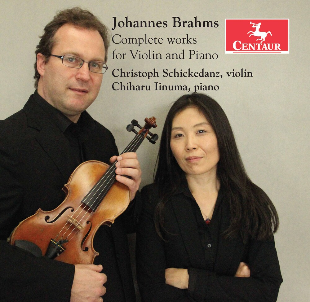 Christoph Schickedanz - Complete Works Violin & Piano