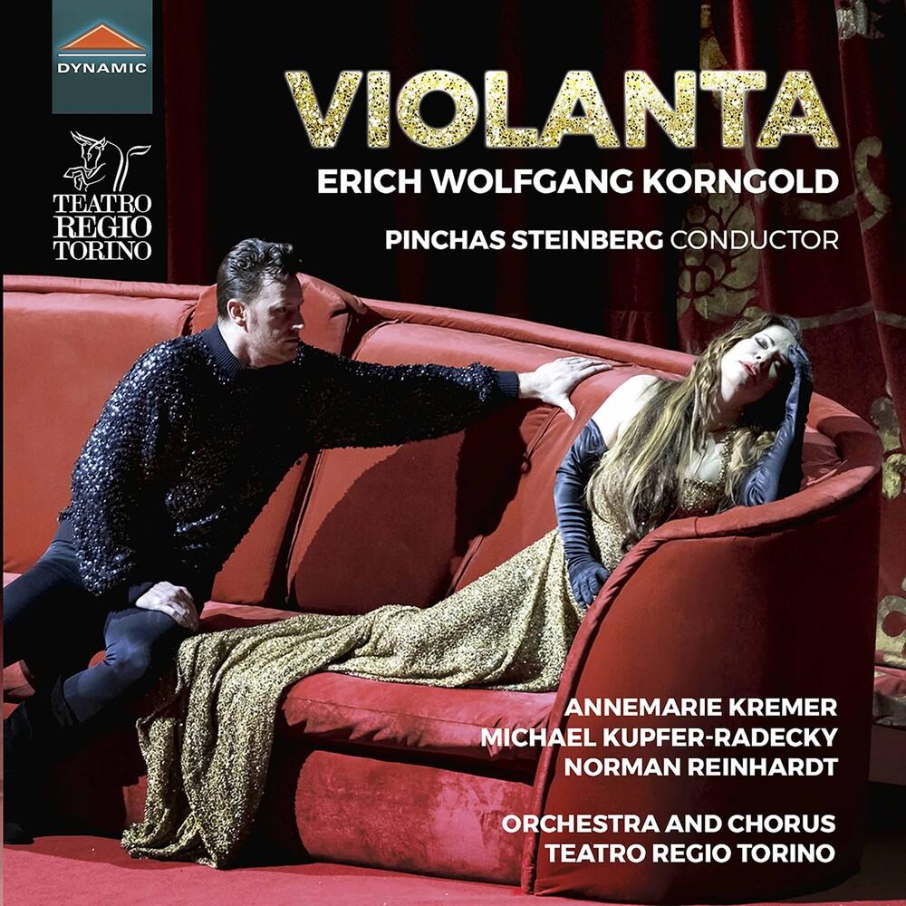 Korngold / Steinberg / Reinhardt - Violanta
