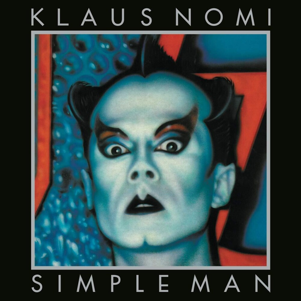 Klaus Nomi - Simple Man (Fra)