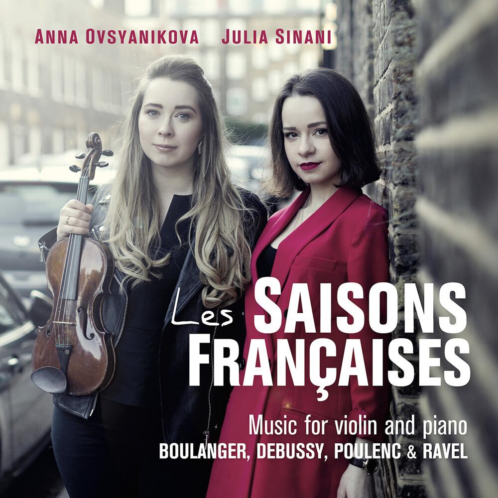 Boulanger / Ovsyanikova / Sinani - Saison Francaises