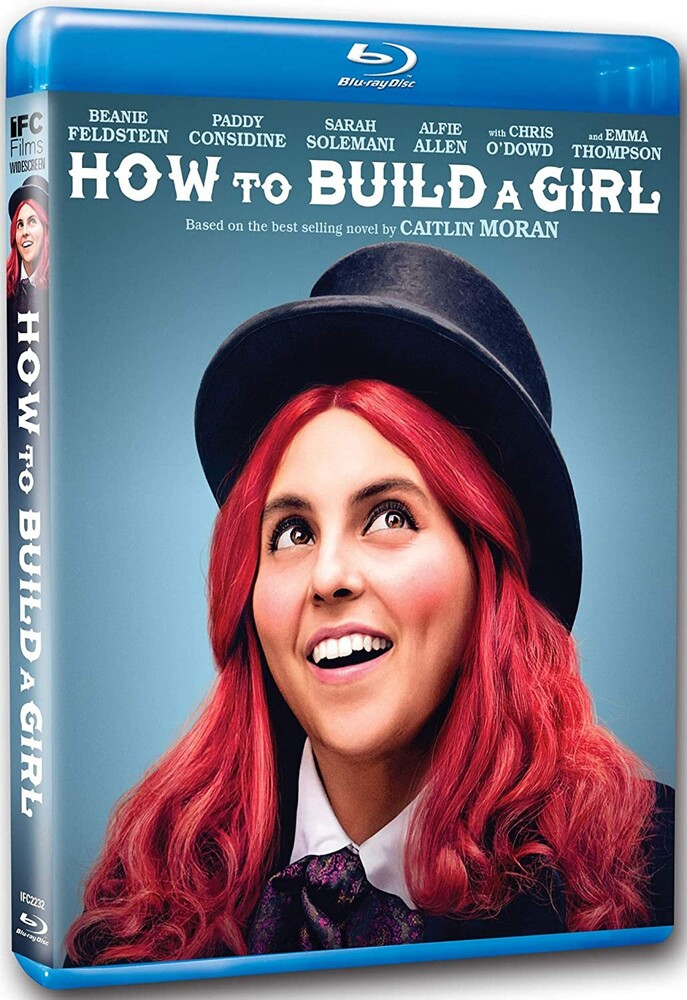 Beanie Feldstein - How To Build A Girl