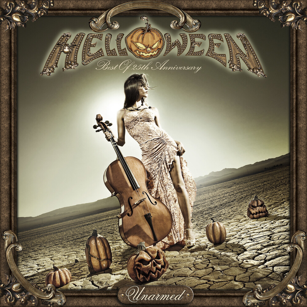 Helloween - Unarmed (Remastered 2020) (Cvnl) (Rmst)