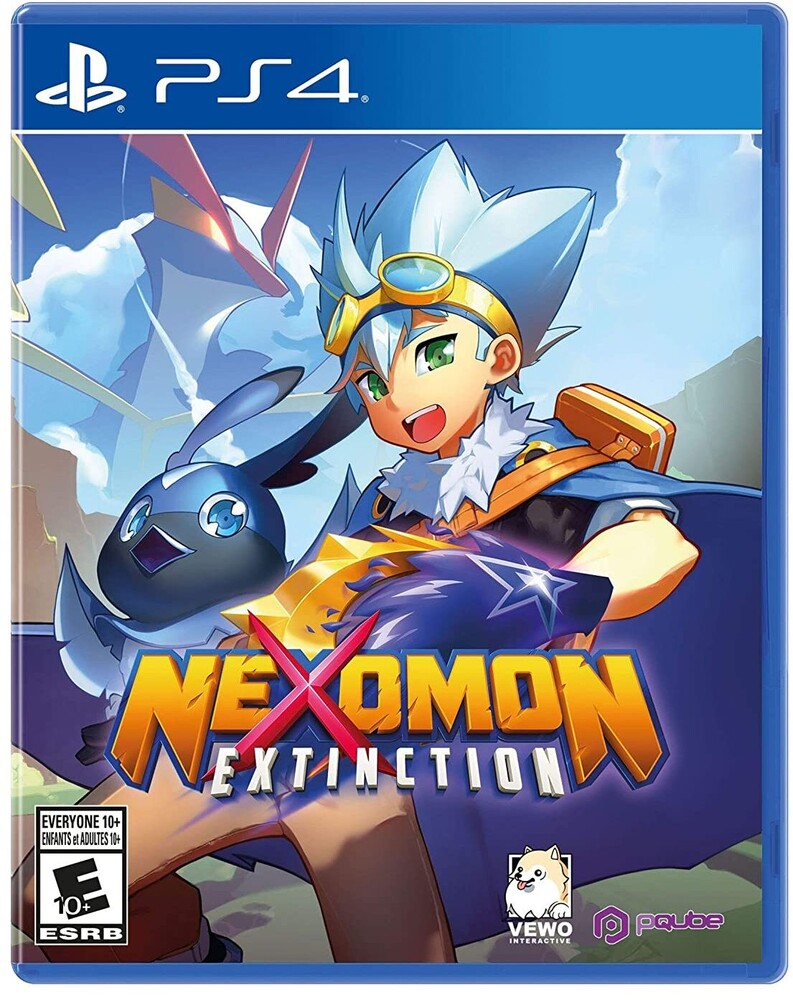 - Nexomon Extinction