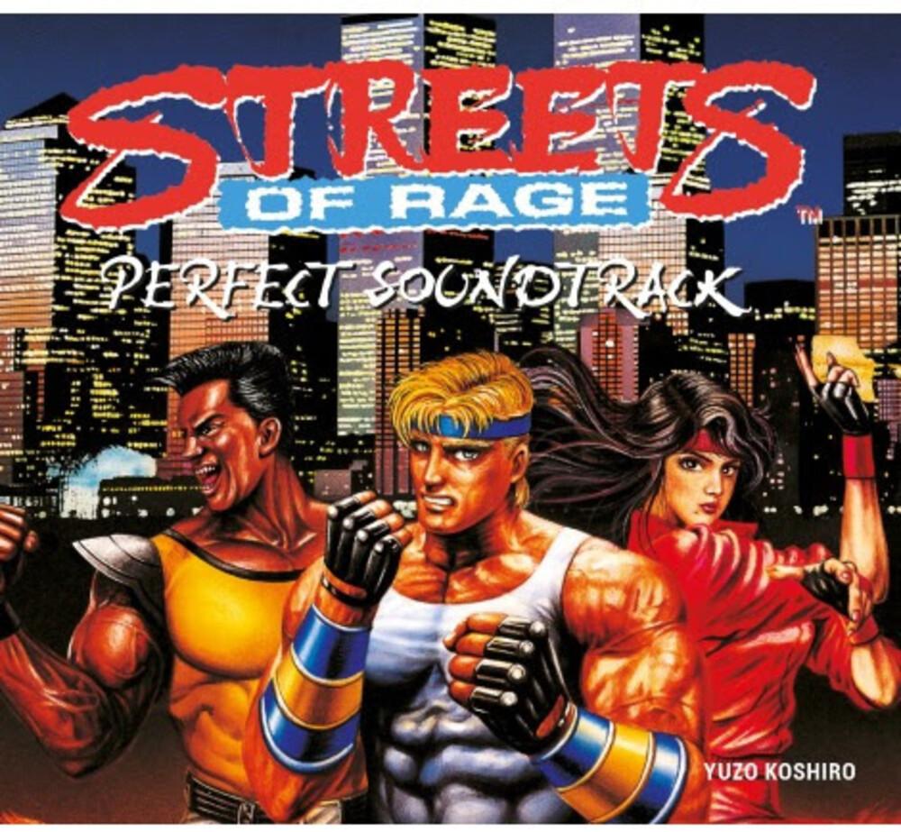 Yuzo Koshiro Bonus Tracks Rmst - Streets Of Rage - Perfect Soundtrack (Tape Ed.)