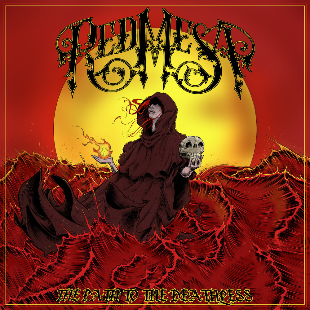 Red Mesa - Path To The Deathless (Uk)