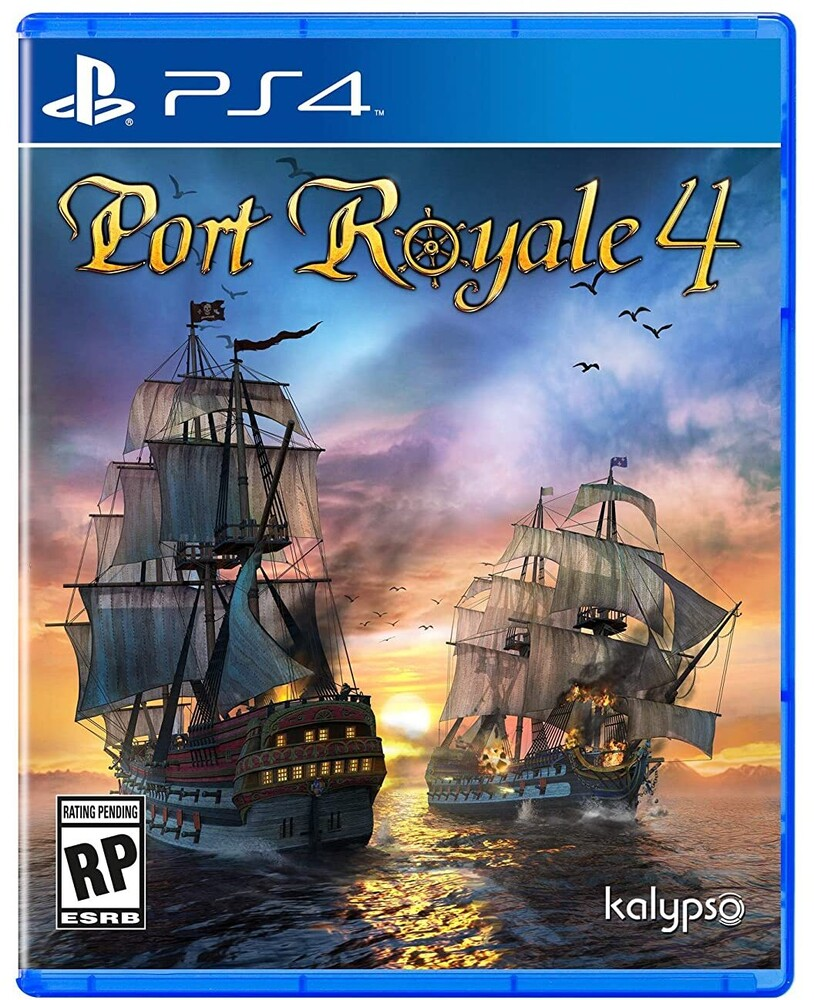 - Ps4 Port Royal 4