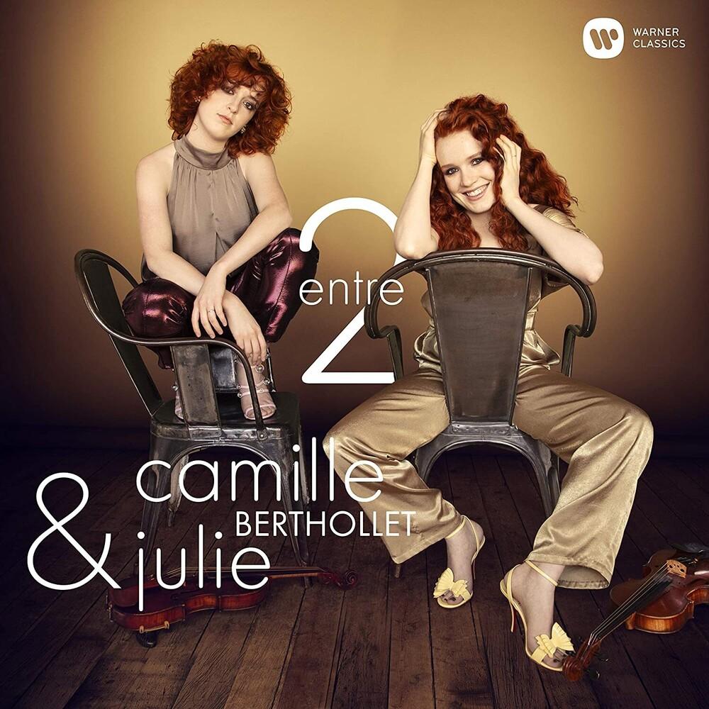 Camille Berthollet / Berthollet,Julie - Entre 2 [Digipak]