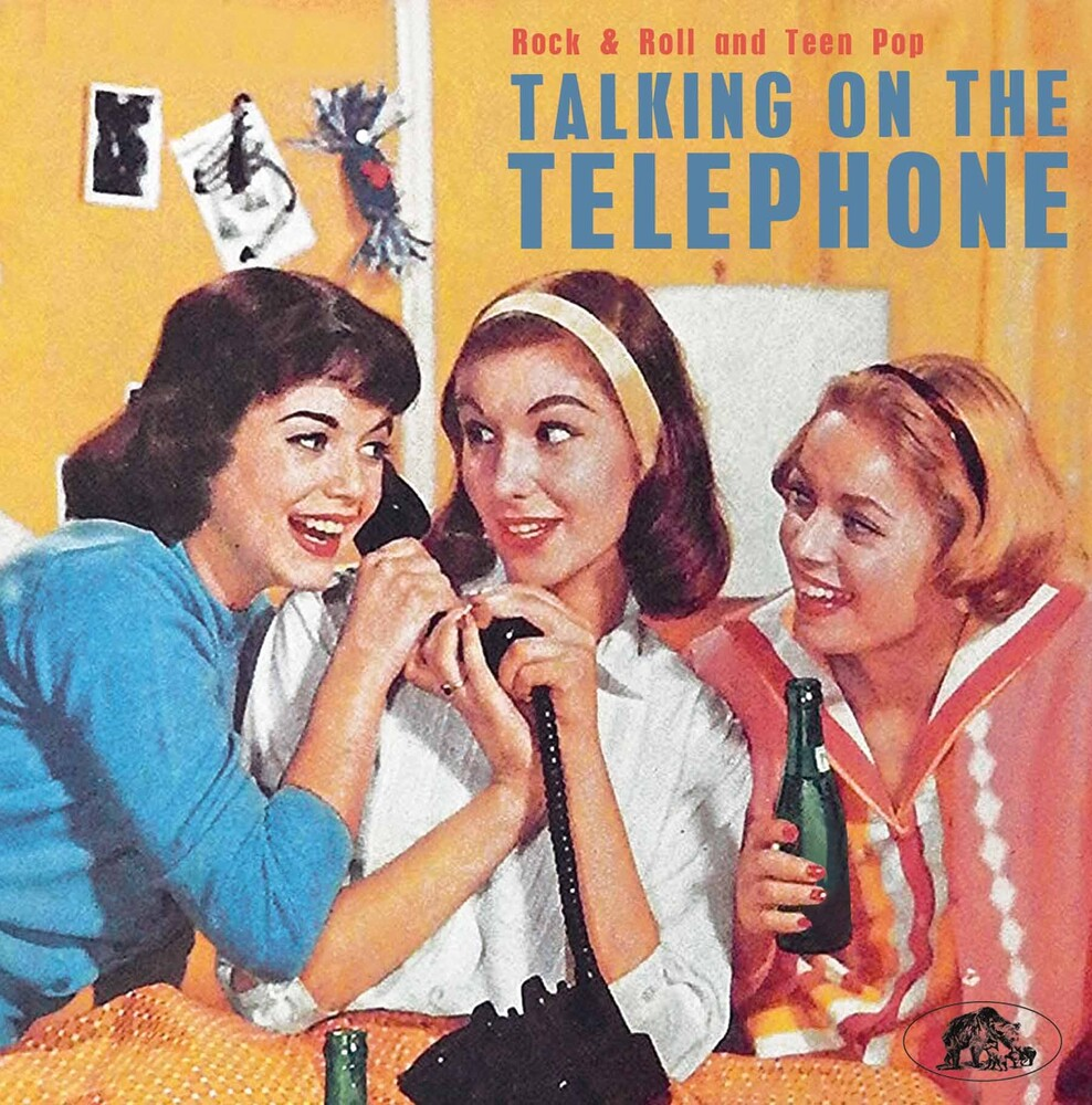 Talking On The Telephone / Various Wb - Talking On The Telephone / Various [With Booklet]
