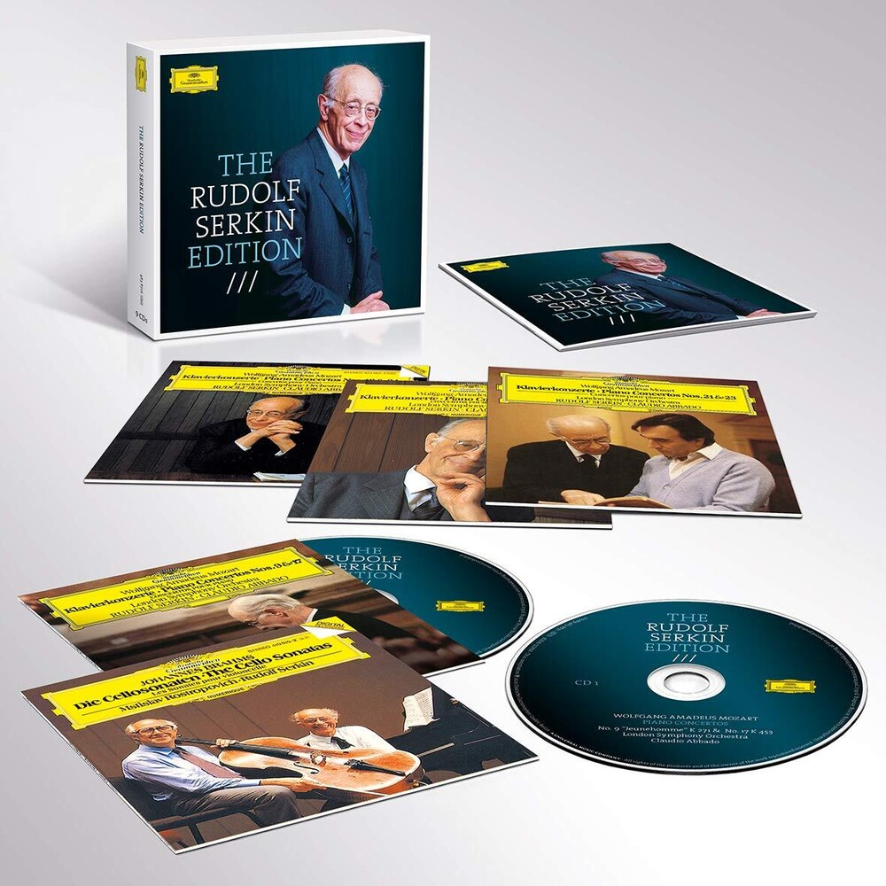 Rudolf Serkin - Rudolf Serkin Edition (Box)