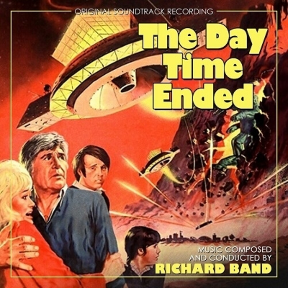 Richard Band Ita - Day Time Ended / O.S.T. (Ita)