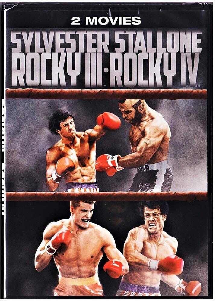 - Rocky 3 & 4 (2pc) / (2pk Ecoa)