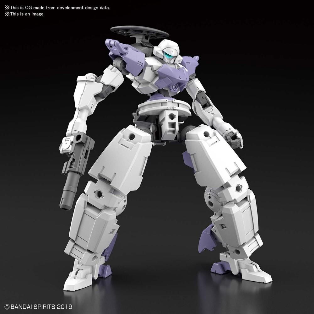 Bandai Hobby - Bandai Hobby - 30 Minute Missions - #31 bEXM-14T Cielnova (White), Bandai Spirits 30 MM