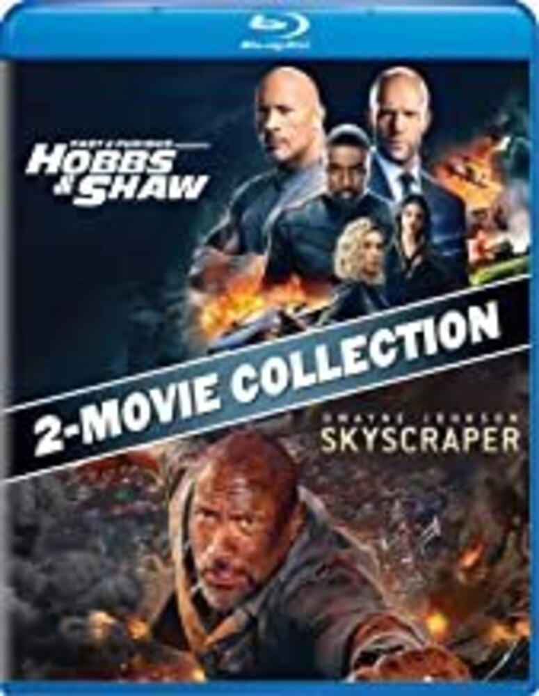Fast & Furious Presents: Hobbs & Shaw / Skyscraper - Fast & Furious Presents: Hobbs & Shaw / Skyscraper