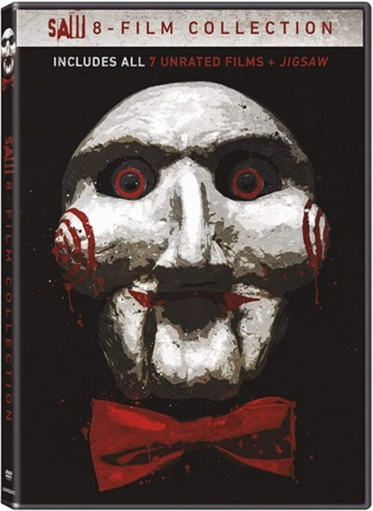 Saw 8 Film Collection - Saw: 8-Film Collection