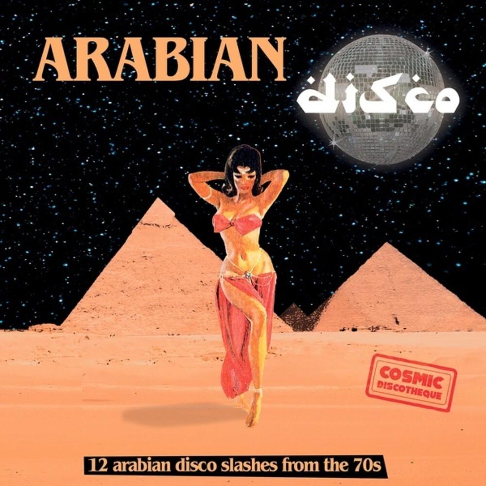 Arabian Disco / Various - Arabian Disco (Various Artists)