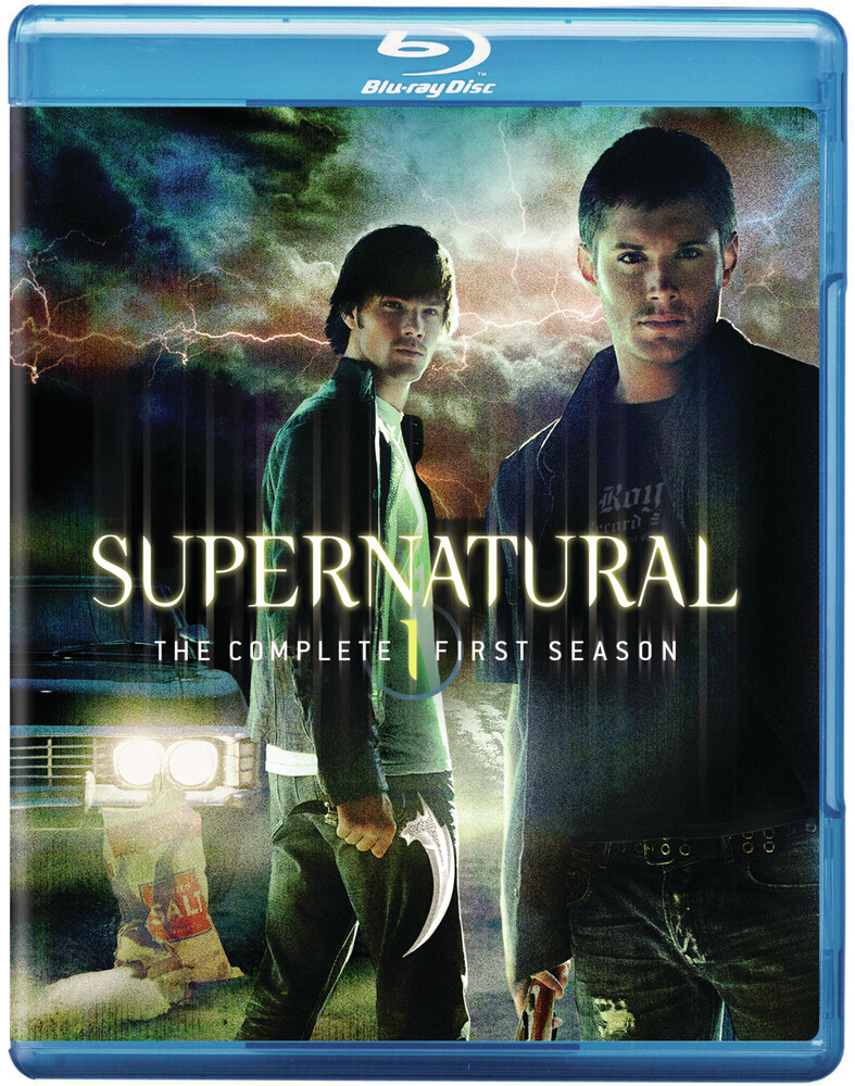 The Supernatural - Supernatural: First Season (4pc) / (Box Rpkg)