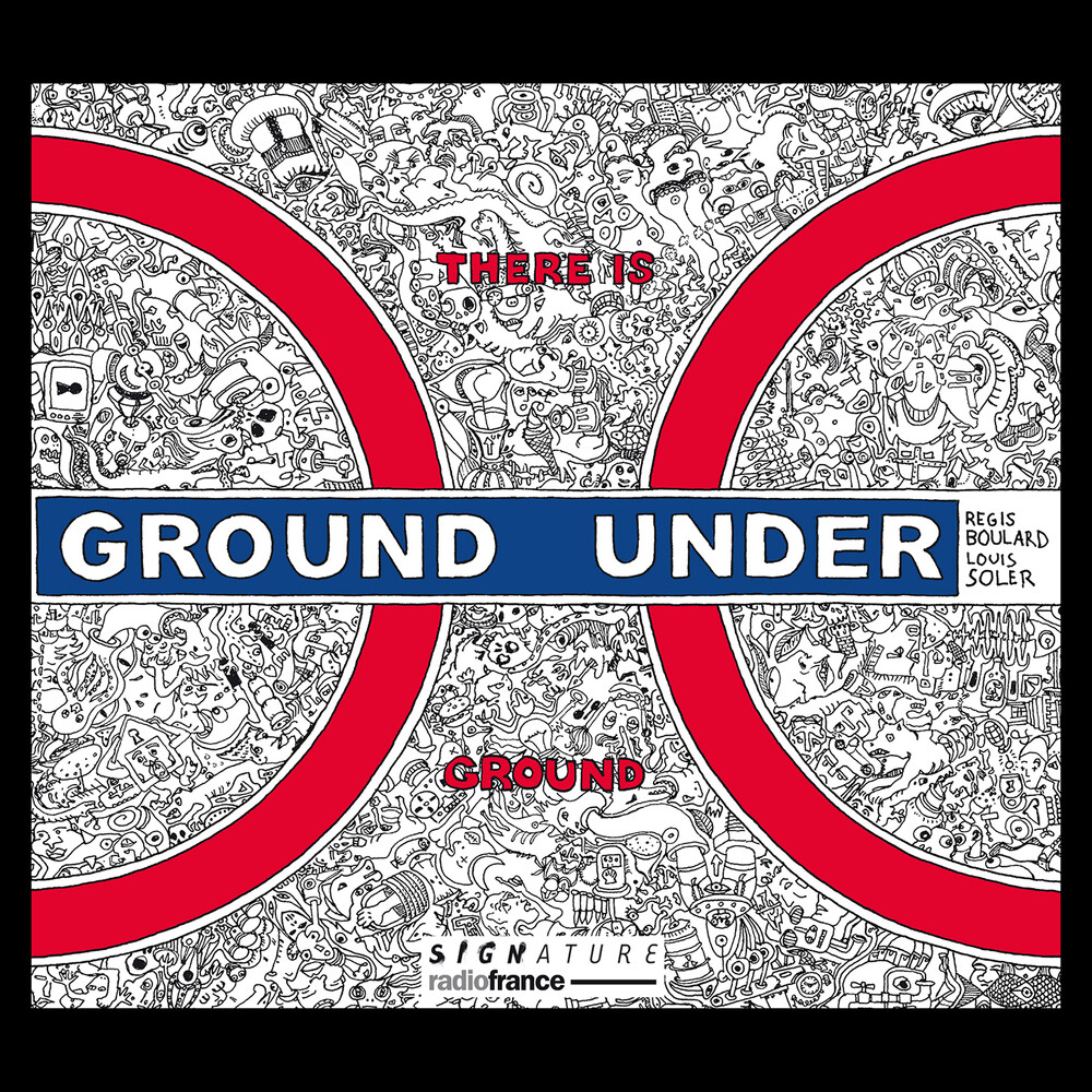 Boulard / Boulard / Huby - There Is Ground Under Ground