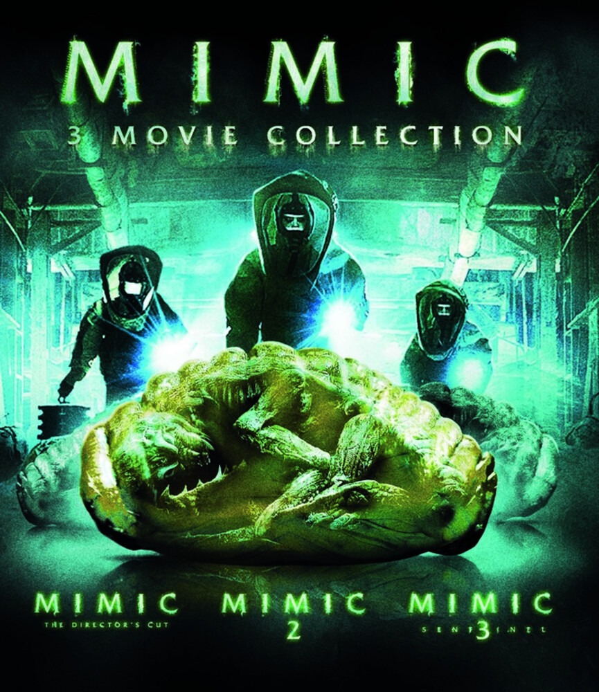 Mimic 3 Movie Collection - Mimic: 3-Movie Collection