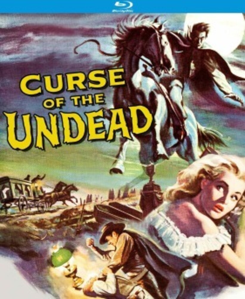 - Curse Of The Undead (1959)