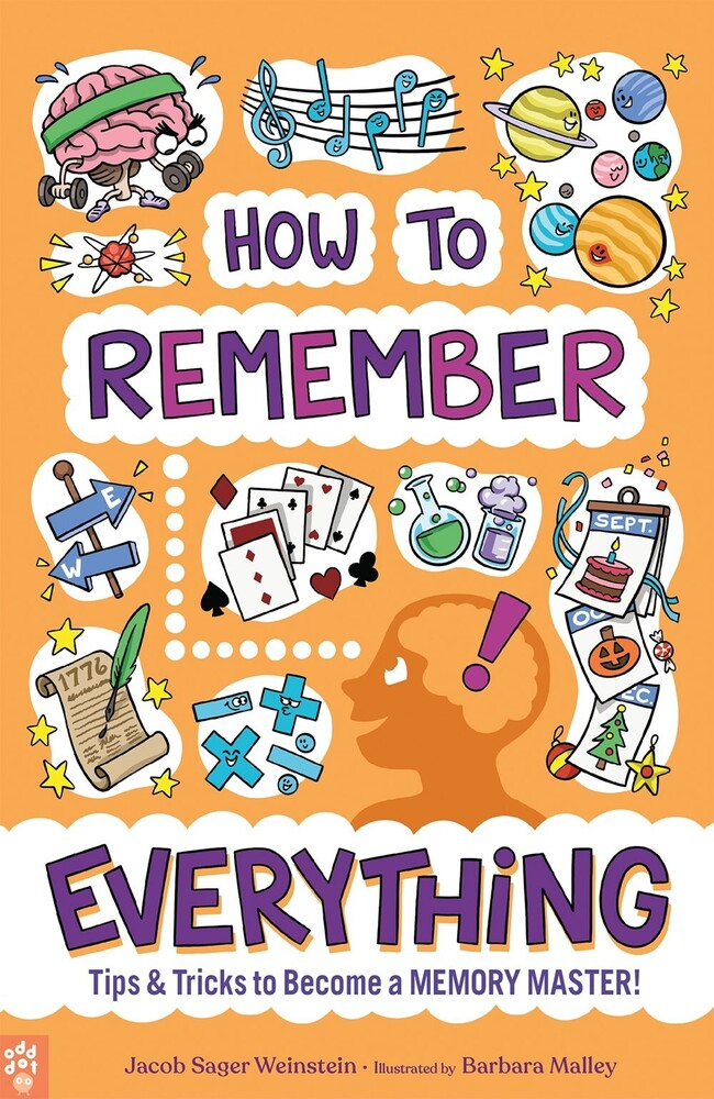 - How to Remember Everything: Tips & Tricks to Become a Memory Master!