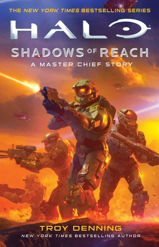 - Halo: Shadows of Reach: A Master Chief Story: A Halo Novel