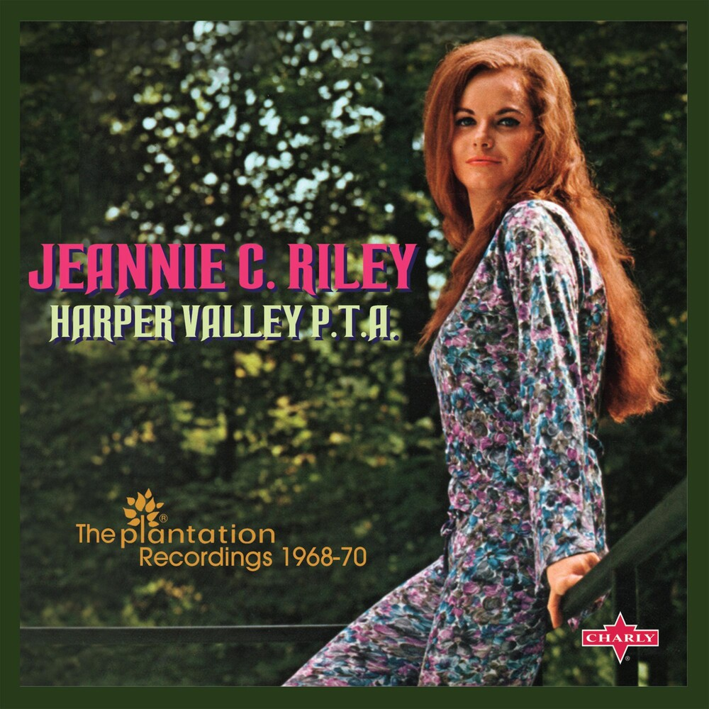Jeannie Riley - Harper Valley P.T.A.: The Plantation Recordings 1968-1970