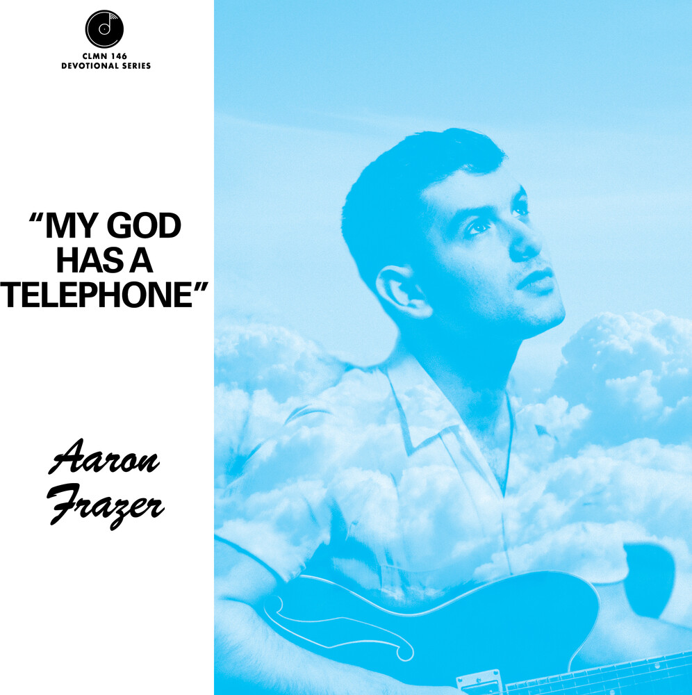 Aaron Frazer - My God Has A Telephone [Clearwater Blue LP]