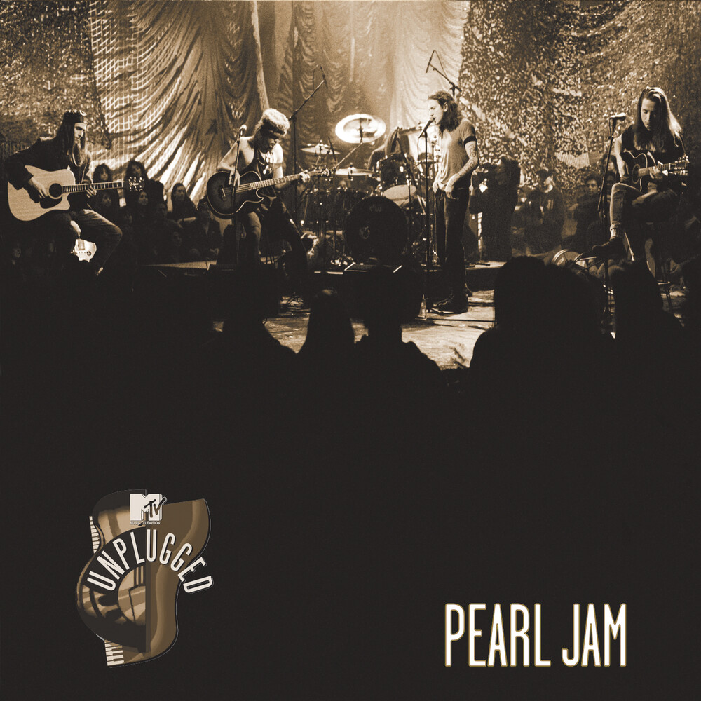 Pearl Jam - MTV Unplugged