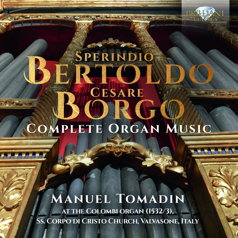 Manuel Tomadin - Complete Organ Music