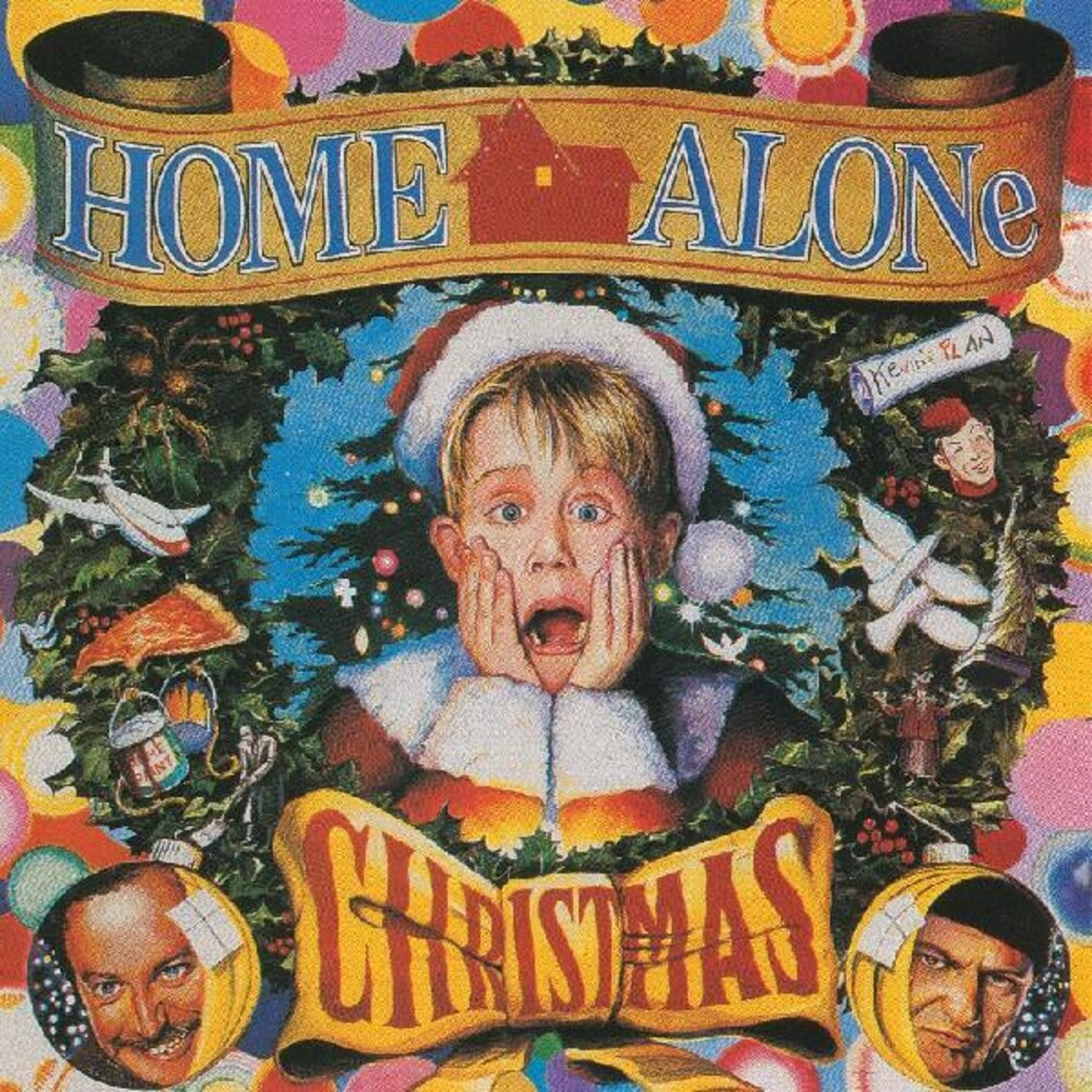 Home Alone Christmas / OST Colv Ltd Red - Home Alone Christmas / O.S.T. [Colored Vinyl] [Limited Edition] (Red)