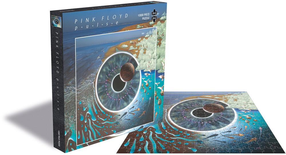 Pink Floyd - Pink Floyd Pulse (1000 Piece Jigsaw Puzzle)