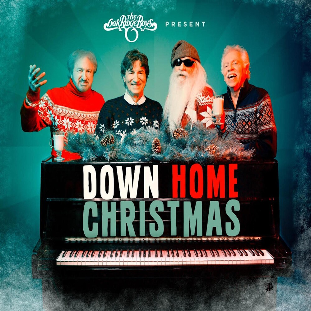 The Oak Ridge Boys - Down Home Christmas [LP]