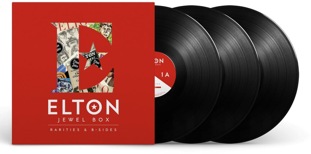 Elton John - Jewel Box [3LP - Rarities & B-Sides]