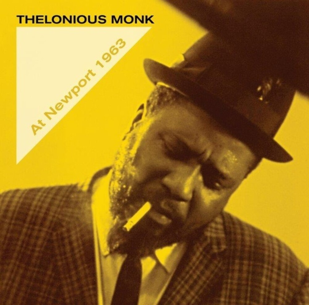 lonious Monk - At Newport 1963
