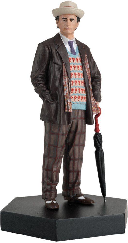 Doctor Who - Ace and Seventh Doctor - Eaglemoss - Doctor Who - ACE and Seventh Doctor