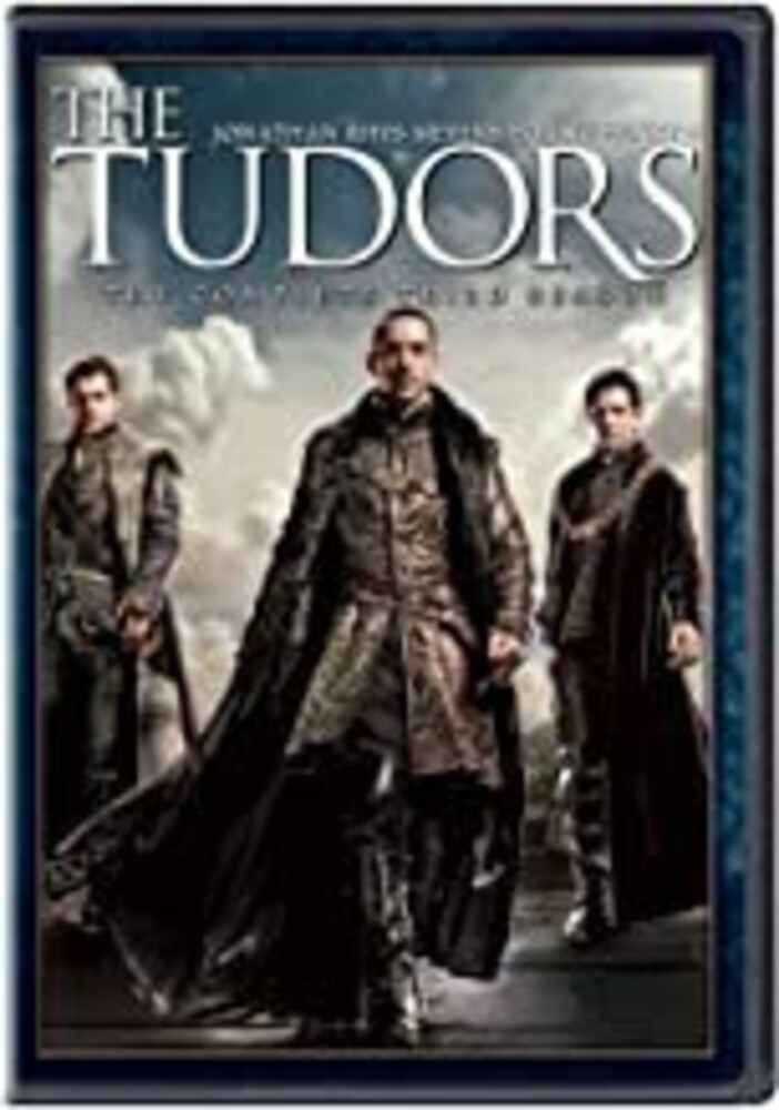 Keir Gilchrist - Tudors: Complete Third Season (3pc) / (3pk Ac3 Ws)