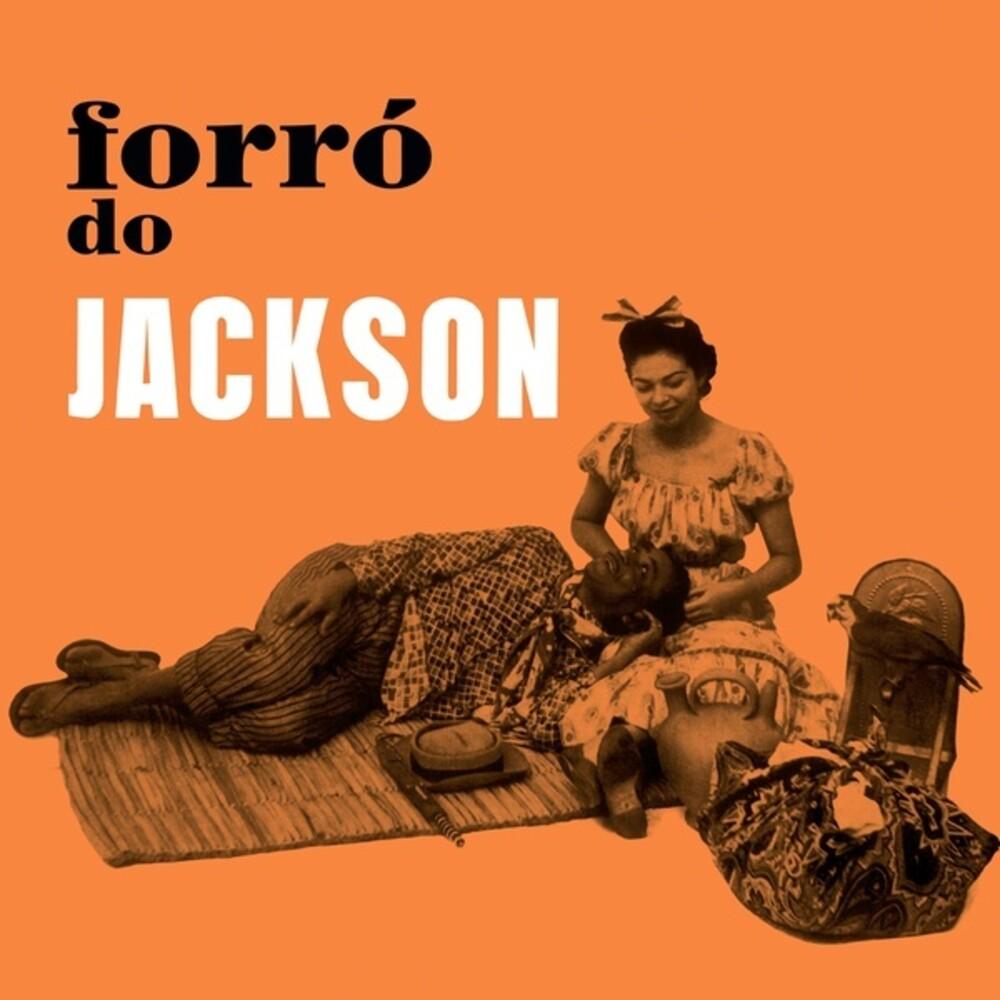 Jackson Pandeiro Do - Forro Do Jackson